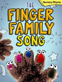 The finger family (daddy finger) children's nursery rhyme