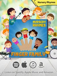 Finger Family Nursery Rhymes music