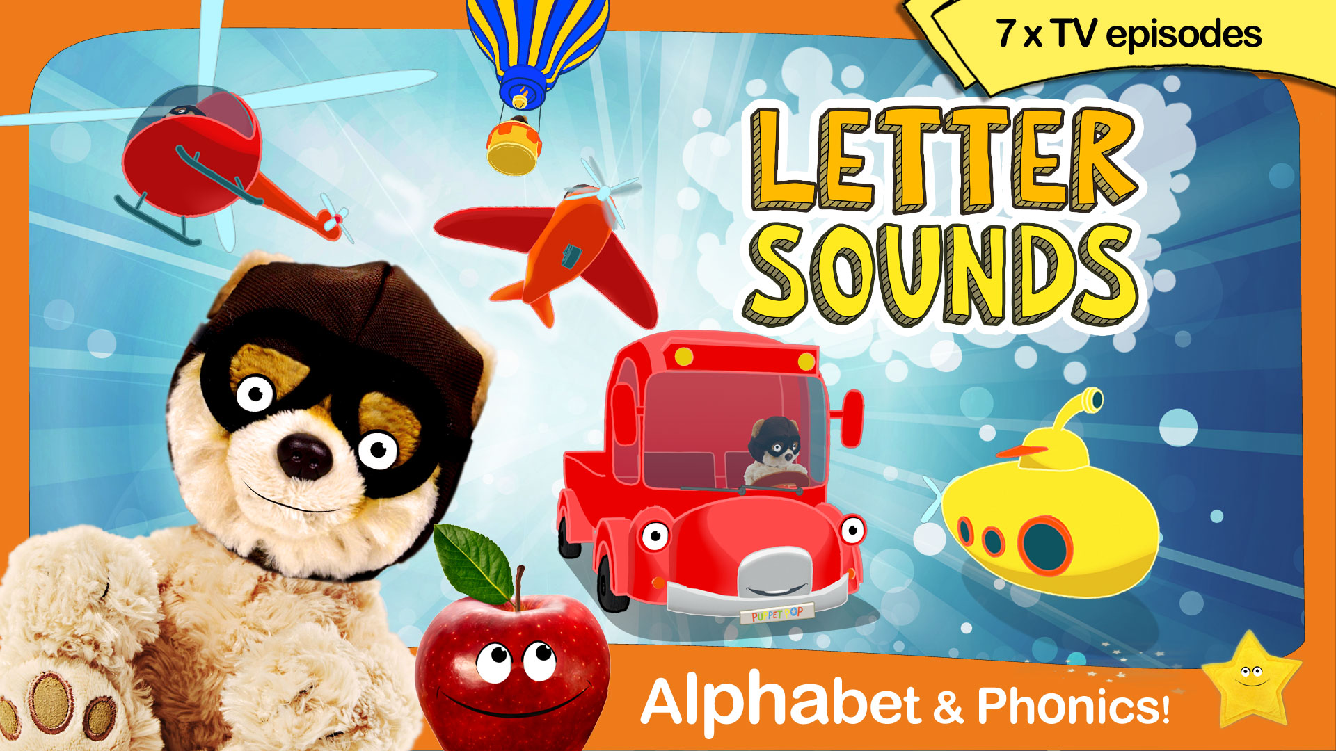 Letter Sounds, Alphabet and Phonics on itunes