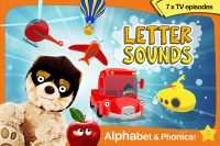 Letter Sounds alphabet tv amazon