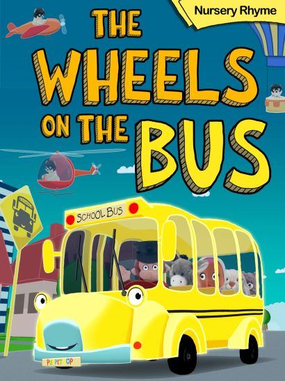 the wheels on bus song video