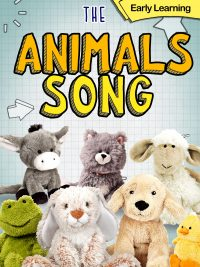 The Animals song early learning children's video